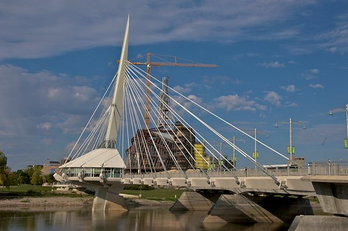 Esplanade Riel Winnipeg
