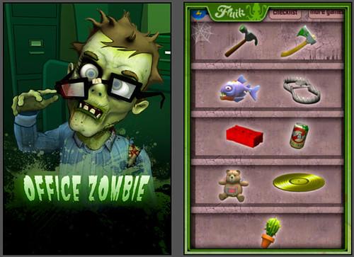 Office Zombie iPhone App