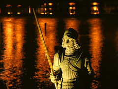 Charles Bridge - Statue (Patrick_Down) Tags: statue prague praha czechrepublic charlesbridge karlovymost ceskyrepublicky