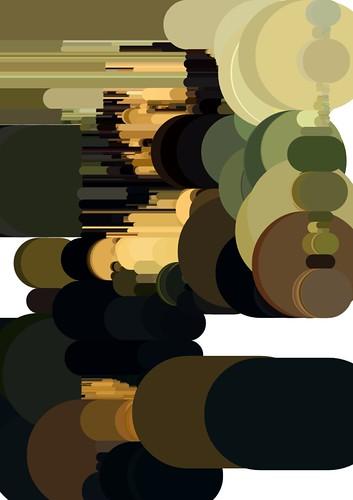 generative Mona by Sergio Albiac