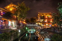 The Ancient Town of Lijiang (Stuck in Customs) Tags: china city travel bridge history architecture digital garden photography town canal blog high ancient community asia stream candles quiet republic village dynamic stuck traditional ceremony historic september east photoblog software processing lanterns historical ritual imaging prc tradition yunnan prefecture range shi hdr lijiang province tutorial trey travelblog customs   2011 ratcliff hdrtutorial stuckincustoms ynnn  treyratcliff photographyblog peoplesrepublicofchina stuckincustomscom nikond3x  ljingsh httpwwwstuckincustomscomtreyratcliff soetop50spotsfordaydreamers