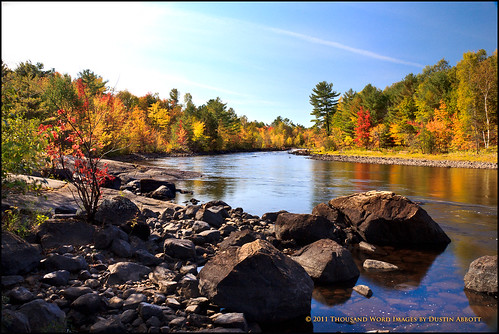 Petawawa (ON) Canada  city photos gallery : The Petawawa River by Thousand Word Images by Dustin Abbott