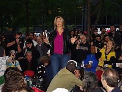 Naomi Klein Occupy Wall Street 2011 Shankbone 2