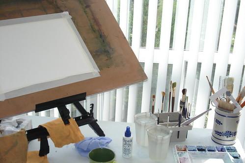 Studio by holwerdart