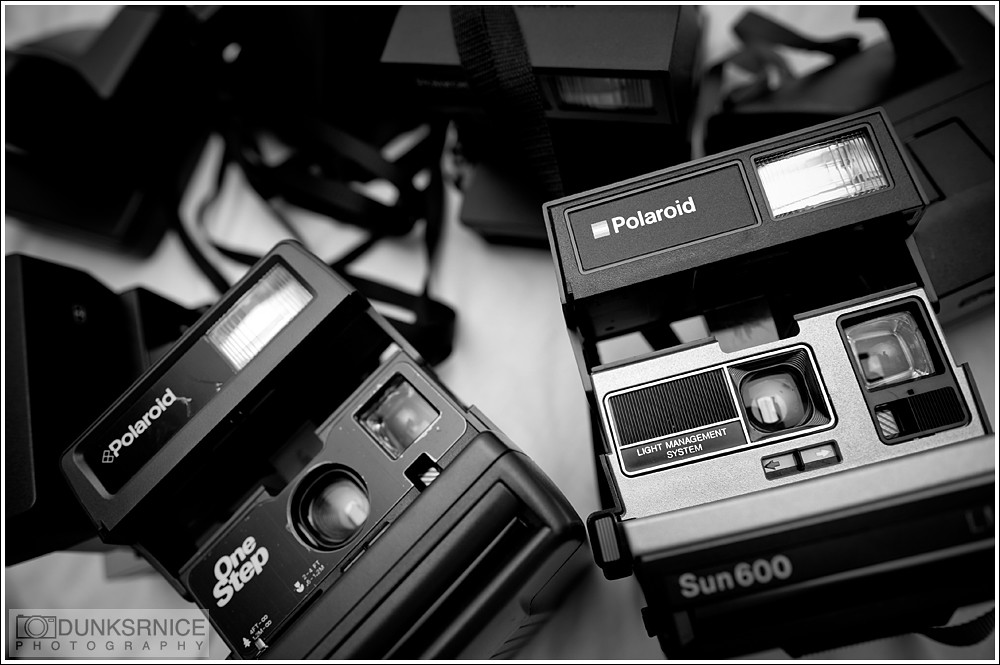 Polaroids B&W.
