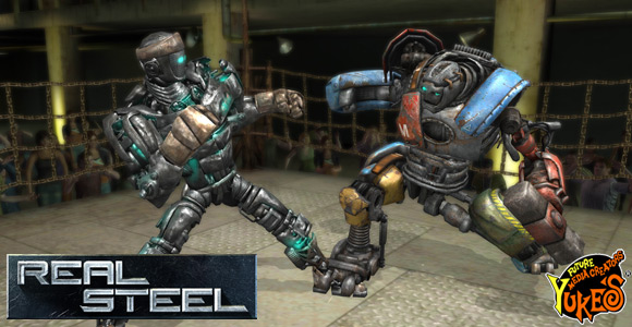 Real Steel game (XBLA, PSN)