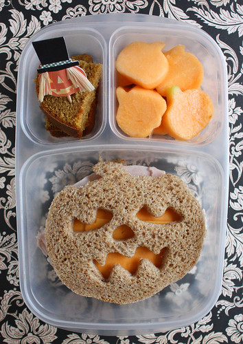 Second Grade Bento #495: Pumpkinpalooza!