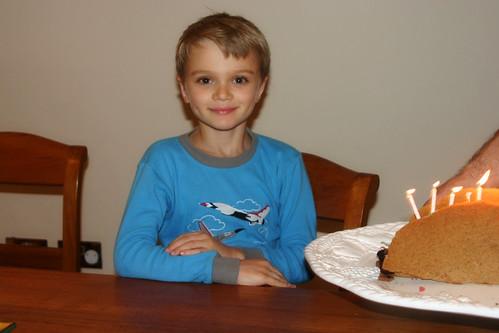 Owen - cake 2