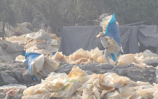Snapshot: The plastics recyclers of Lima 3