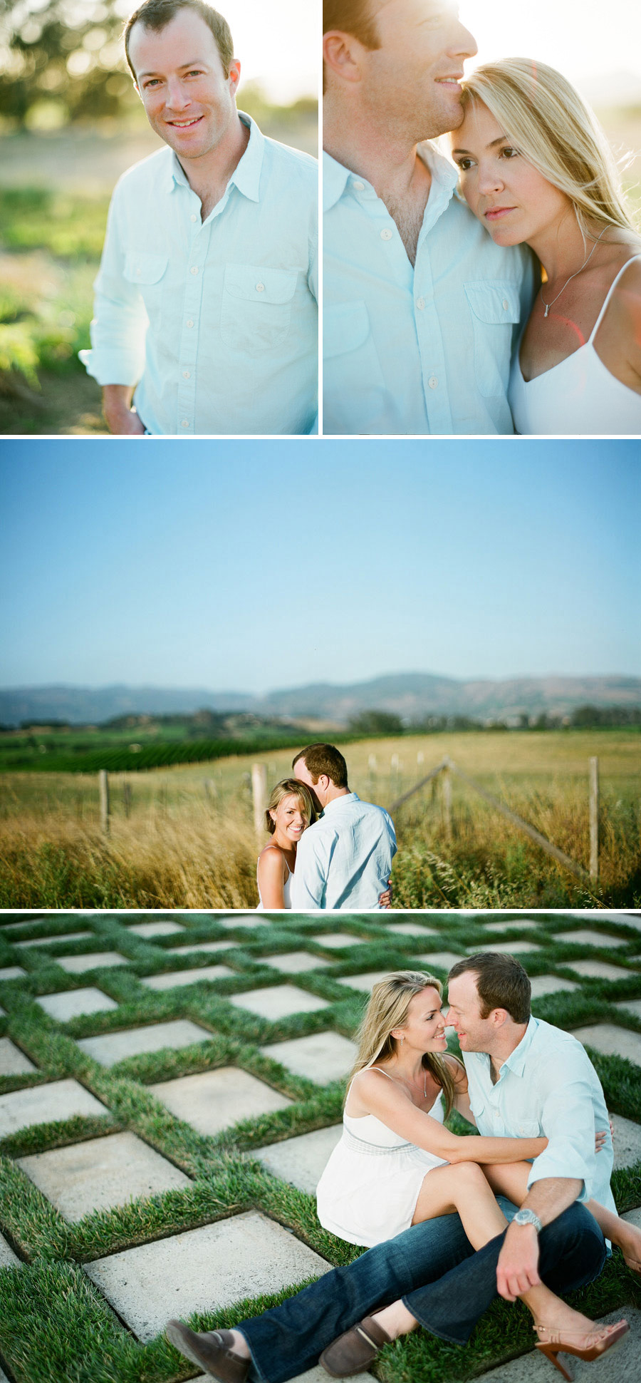 Carneros inn engagement photography wedding photography 0225
