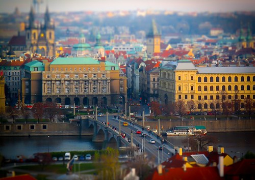 Prague, Czech Republic by camwears