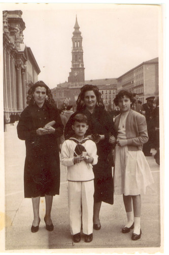 Primera comunion de Javier Perez