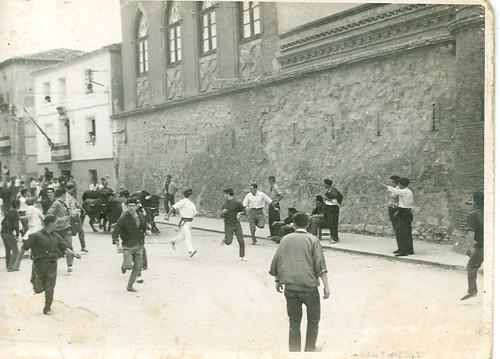 Encierro en calle San Juan