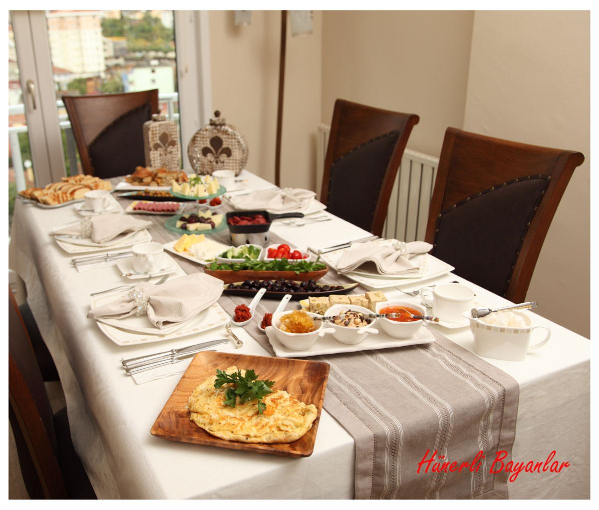 Ülkü ve Aytaç ile Kahvaltı Keyfi-2