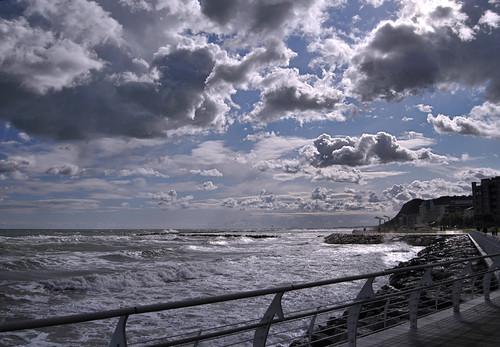 Nuvole e vento