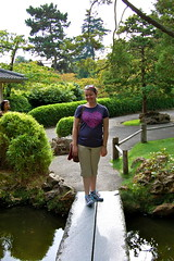 Me at the Japanese Tea Garden (mergenhagan) Tags: sanfrancisco california reneka