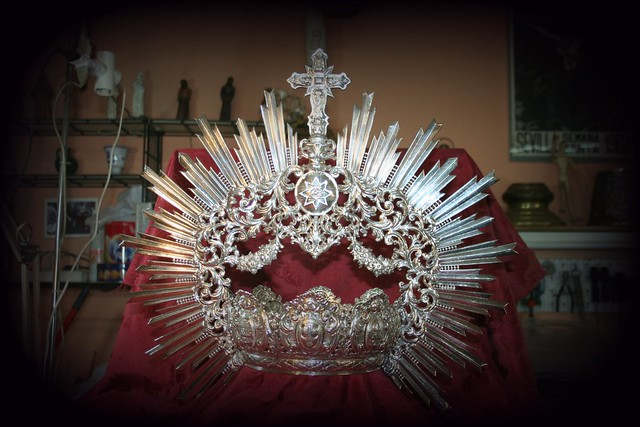 Corona de Nuestra Señora de la Estrella de Huelva