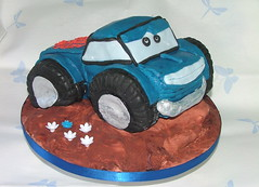 Monster Truck (sugarbee sam) Tags: boy cake novelty monstertruck birthdaycakes celebrationcakes sugarbeesessex