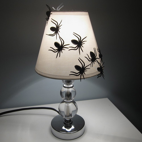 Spider Lampshade