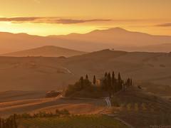 Tuscany Morning #5 (Corsaro078) Tags: landscape farm tuscany belvedere siena toscana paesaggio colline cretesenesi podere d90 sanquirico