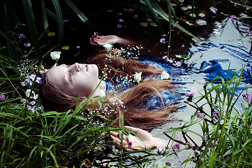 ophelia by mariehochhaus