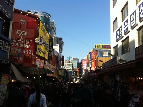 Namdaemun Market by kiki5253