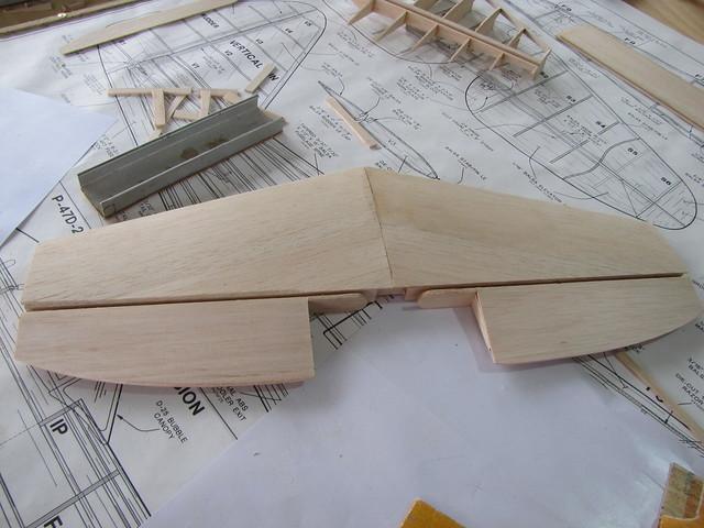 Montagem gratificante P-47 Thunderbolt Do Kit ao AR 6261709721_186c38b553_z