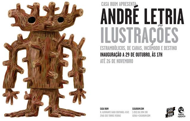 Exposição André Letria