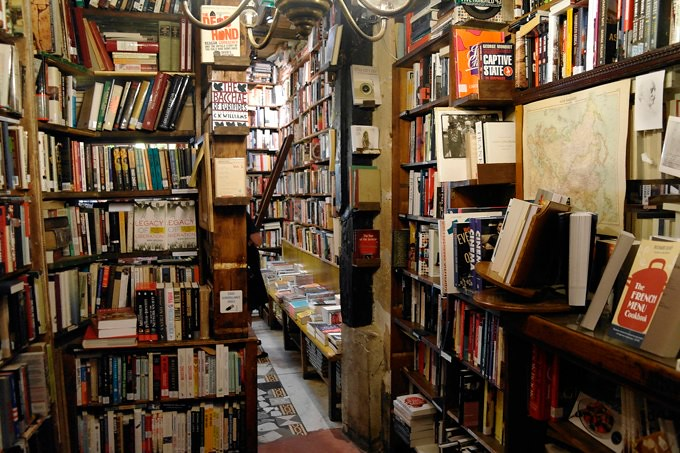 @ Shakespeare & Company