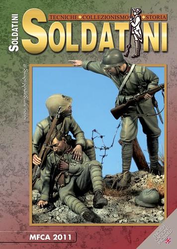 copertina soldatini pezzotti