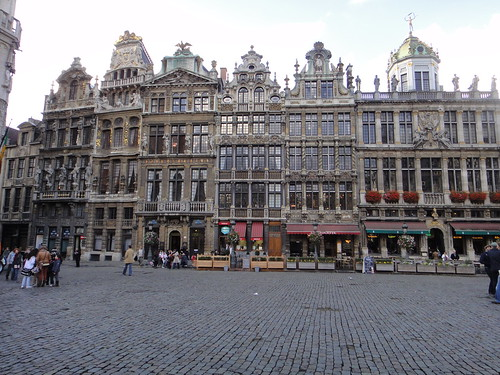 19.Oct.11 Brussels, Grand Place