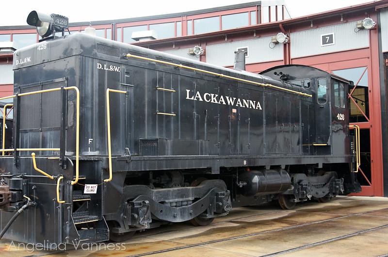 Steamtown Trainride33