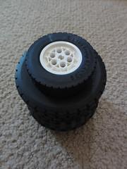 8110 Unimog U400 (RS 1990) Tags: lego technic mercedesbenz unimog 2011 u400