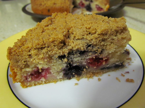 East Coast Coffee Cake - Berry