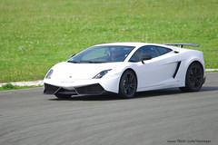 Lamborghini Gallardo Superleggera (Matt Media) Tags: lamborghinigallardosuperleggera circuitabbeville stadiumabbeville circuitabbeville10092011