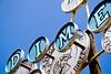 Dime (elrina753) Tags: nyc newyorkcity usa signs newyork brooklyn toys unitedstates amusementpark clowns themepark astroland astrolandpark