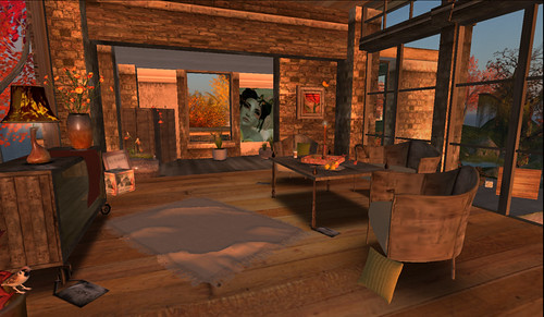 SL Designers Remix - Act II: JoHaDeZ interior in L2 Studio Home
