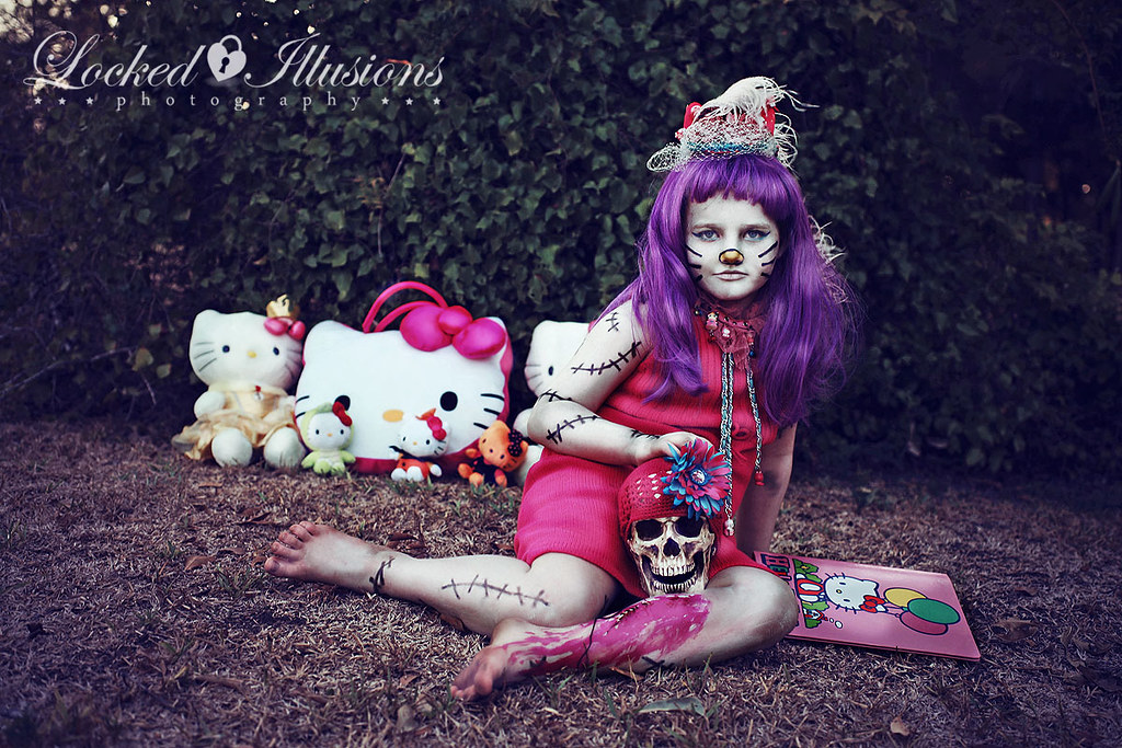 HELLO KITTY | HOUSTON PHOTOGRAPHY