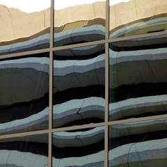high rise hallucination (msdonnalee) Tags: distortion abstract reflection window skyscraper square fenster finestra squareformat reflejo janela astratto abstrakt hoax finestre abstrait windowpanes abstractreality falseflag controlleddemolition whatreallyhappened covertoperation ae911truthorg reflisse ifyoutellaliebigenoughandkeeprepeatingitpeoplewilleventuallycometobelieveit warbydeception
