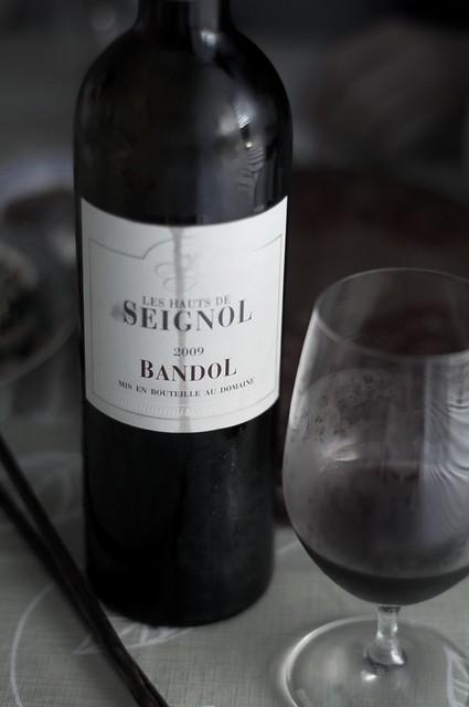 2009 Les Hauts de Seignol Bandol