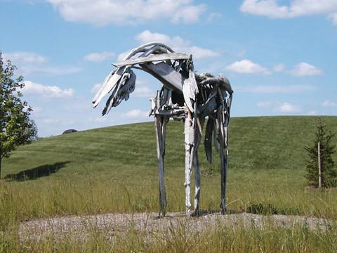 driftwood-horse