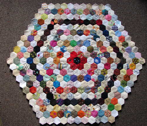 10 rings of hexies