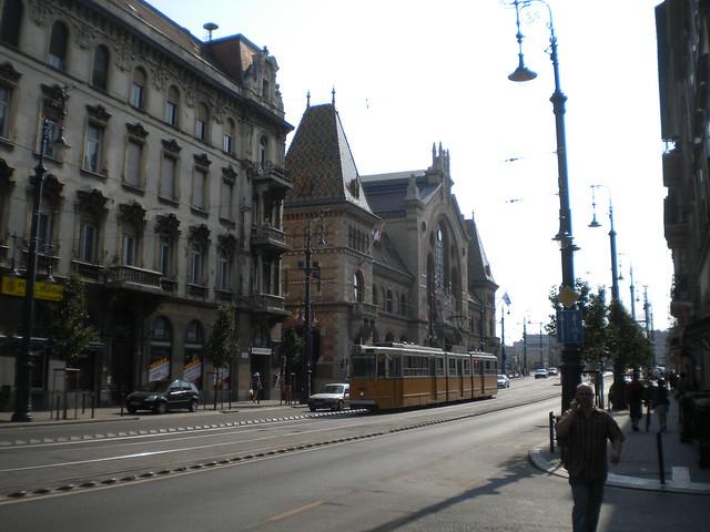 Központi Vásárcsarnok de Budapest