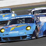 ILMC Silverstone - Silverstone, UK - Sep. 9-11, 2011 <br>Photo Courtesy Porsche AG