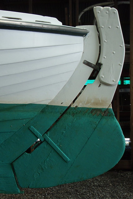 Have you seen the rudder?