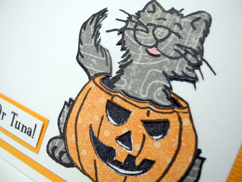 Trick or Tuna (detail)