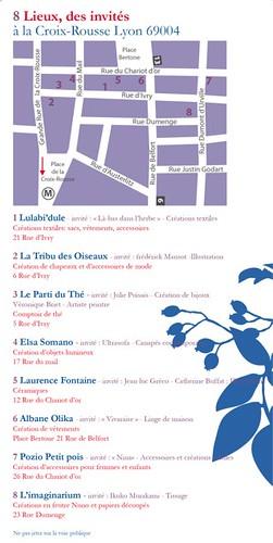Verso Flyer 2 Influences Novembre 2011