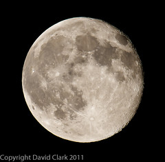 First attempt at the moon. (dwc63) Tags: moon themoon moonpicture moonphoto