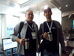 Qcon 2011 SP (moipbr) Tags: labs caneca eventos programador qcon moip desenvolvedor