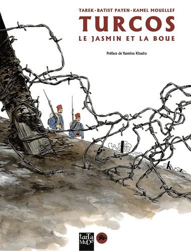Turcos, la boue et le jasmin // Tarek & Batist by Pegasus & Co